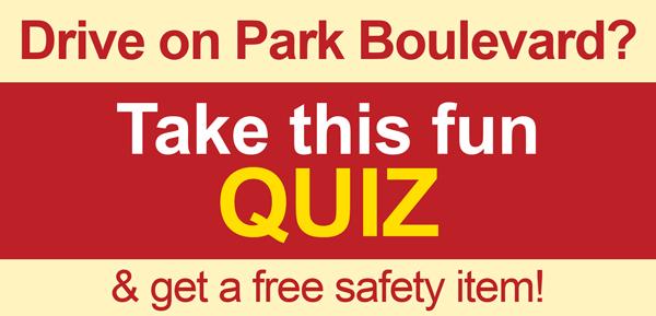 Park Boulevard Quiz